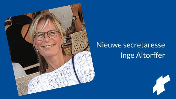 Nieuwe secretaresse_Fysio Bunnik