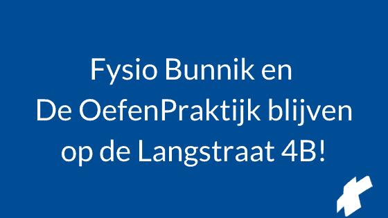 Fysio Bunnik