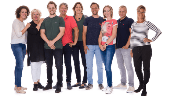 Team Fysio Bunnik_nieuws